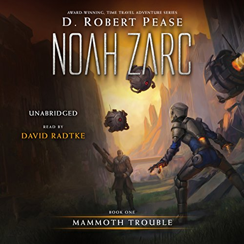 Noah Zarc audiobook cover art