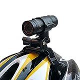 iXium - Camma impermeabile per bici da corsa, paracadutismo, sci, casco