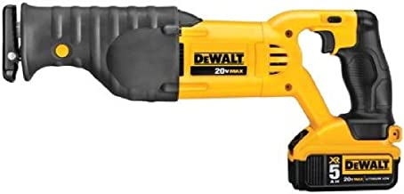 DEWALT - Kit de sierra recíproca inalámbrica (20 V, máximo)