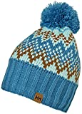 Helly Hansen Powder Beanie Gorro Sombrero de Invierno, Mujer, Tinte Azul, STD