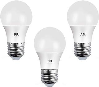 RR Lighting Energy Saving LED Bulb 9W / 12W, E27 Base, 90-100 Lumen/per Watts, Soft Light with NO UV/Mercury/Lead | Suitab...