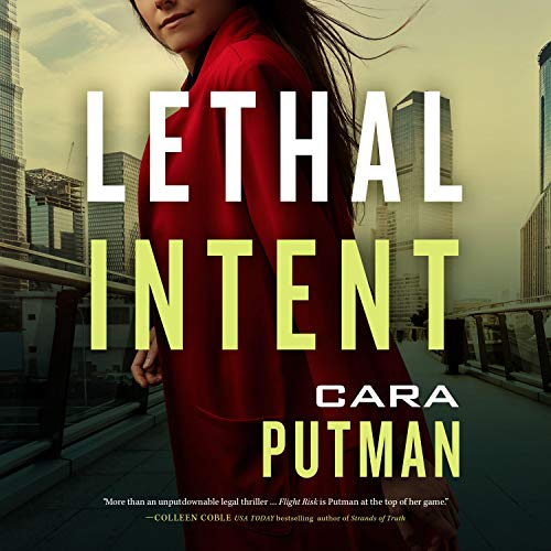 Lethal Intent  By  cover art