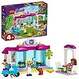 LEGO 41440 4+ LaBoulangeriedeHeartlakeCity, Set de Jeu avec Les Minidolls Stéphanie et Olivia pour Enfant de 4 Ans et +