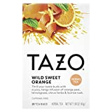 Tazo Wild Sweet Orange Filterbag Tea 20 Bags