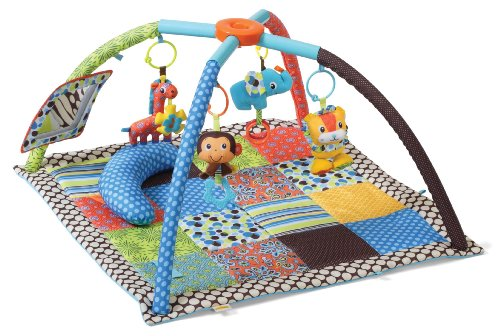 Best Baby Activity Gym - Infantino Twist and Fold Activity Gym