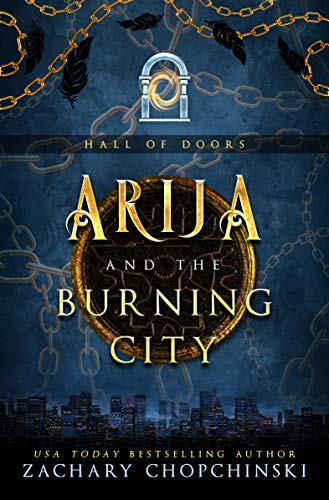 Arija and The Burning City (The Hall of Doors Book 3) (English Edition)