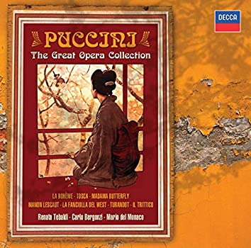 Puccini: The Great Operas