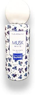 PARFUMS SAPHIR Fruit Attraction Musk White - Eau de Parfum