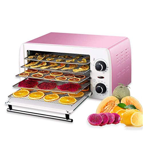 Great Features Of W7 Multi-Function Food Dehydrator, Household Fruit and Vegetable Meat Food Dryer, ...