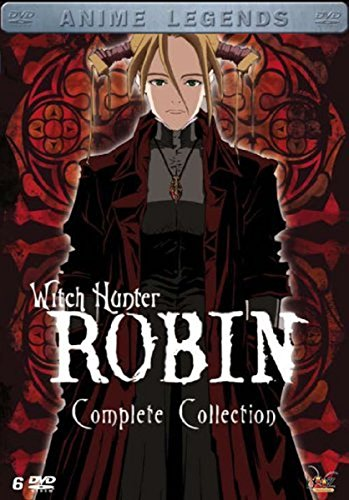 Witch Hunter Robin - Complete Collection (6 DVDs)