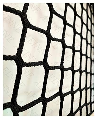 Redes de Protección Béisbol, Red Entrenamiento para Tenis Práctica Futbol Porterias Redes Reboteador Fútbol Red Sala Portería Porteria Balon Detención Balones Valla Cancha Deportes Niños Jardin
