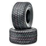 Set 2 WANDA 18x9.50-8 Lawn Mower Utility Cart Turf Tires P332 -13032