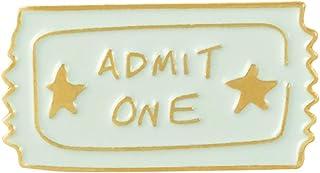 Broche mujer hombre simpático cartón animado Coca-Cola película Popcorn tarjeta pin insignia joyas regalo
