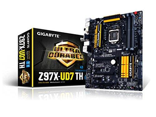 Gigabyte GA-Z97X-UD7 TH LGA 1150 Z97 Dual Thunderbolt 2 ATX Motherboard