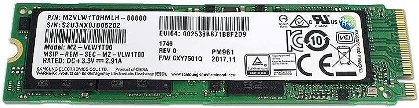 Samsung - Pm961 ssd m.2 2280 nvme -, mzvlw256hehp-00000: Amazon.es ...
