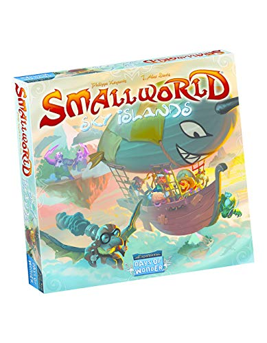 Days of Wonder DOW790025 Small World Sky Islands, Mehrfarbig