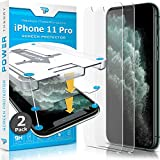 Power Theory Compatible with iPhone 11 Pro Screen Protector -...