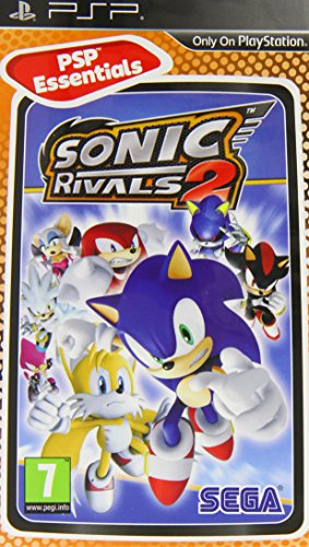 Sonic Rivals 2 - Essentials Edition (Sony PSP) [Import UK]