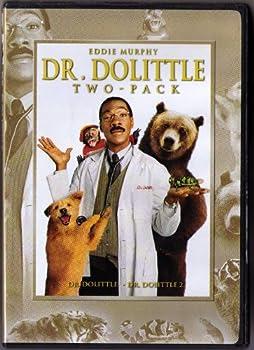 Dr Dolittle Two-Pack  Dr Doolittle & Dr Dolittle 2  by Eddie Murphy