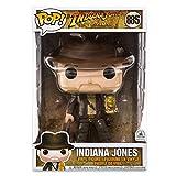 Funko POP! Indiana Jones Adventure #885 - Indiana Jones 10' Disney Parks Exclusive