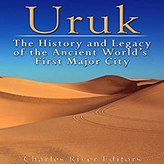 Uruk audiobook cover art