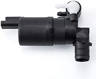 Feefine Automobiles Motorcycles Twin Outlet Front Rear Windscreen Washer Pump Twin Outlet For Citroen Fiat Lancia Nissan Peugeot Armada Pathfinder Micra Infiniti