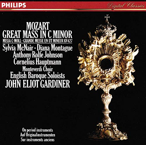 Grosse Messe C-Moll KV 427