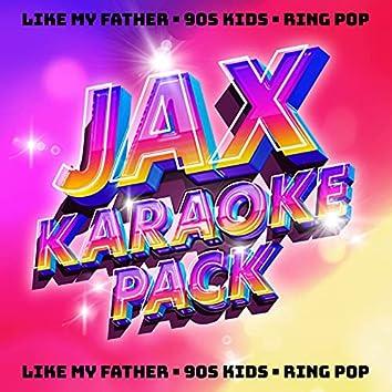 Jax Karaoke Pack