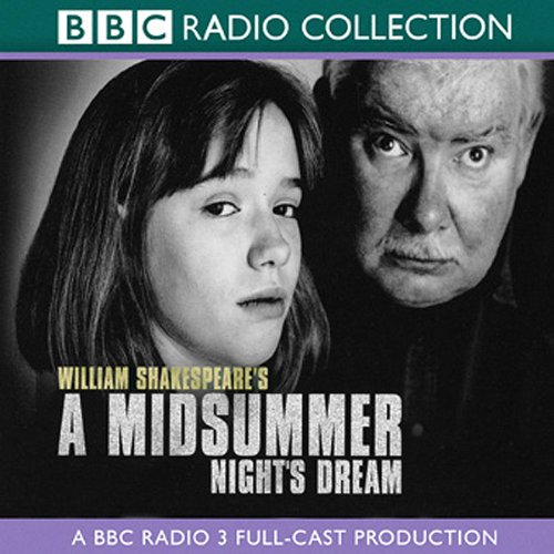 A Midsummer Night's Dream (Dramatized) Titelbild