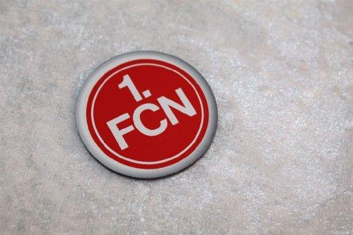Magnet rund 40mm 1.FC Nürnberg Club FCN