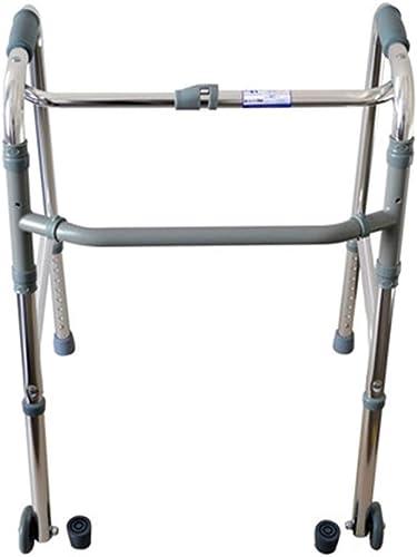 calidad auténtica AA-SS-Elderly Standard Walkers Ancianos Caminantes estándar Caminante inhabilitado pasamanos de de de aleación de Aluminio Antideslizante Ajustable de Cuatro Patas para Personas Mayores  en stock