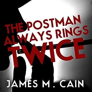 The Postman Always Rings Twice cover art