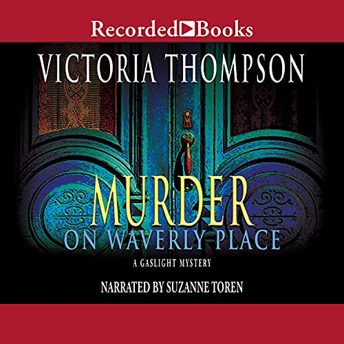Murder on Waverly Place Audiobook By Victoria Thompson cover art