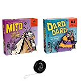 Blumie Shop Lot de Jeux Gigamic: Mito + Dard Dard + 1 Yoyo Blumie Shop