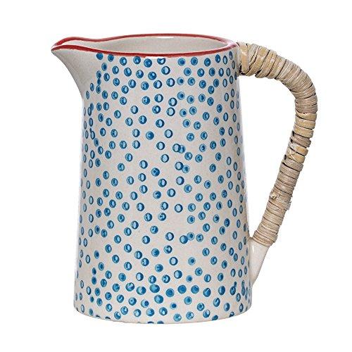 Pot à lait Carla, Bloomingville, Bleu