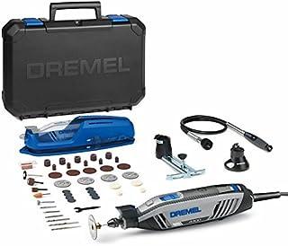 comprar comparacion Dremel 4300-3/45- Multiherramienta (175W, rango de sujeción 0. 4–3.4mm, flexible de adoquines onda, 45piezas acces...