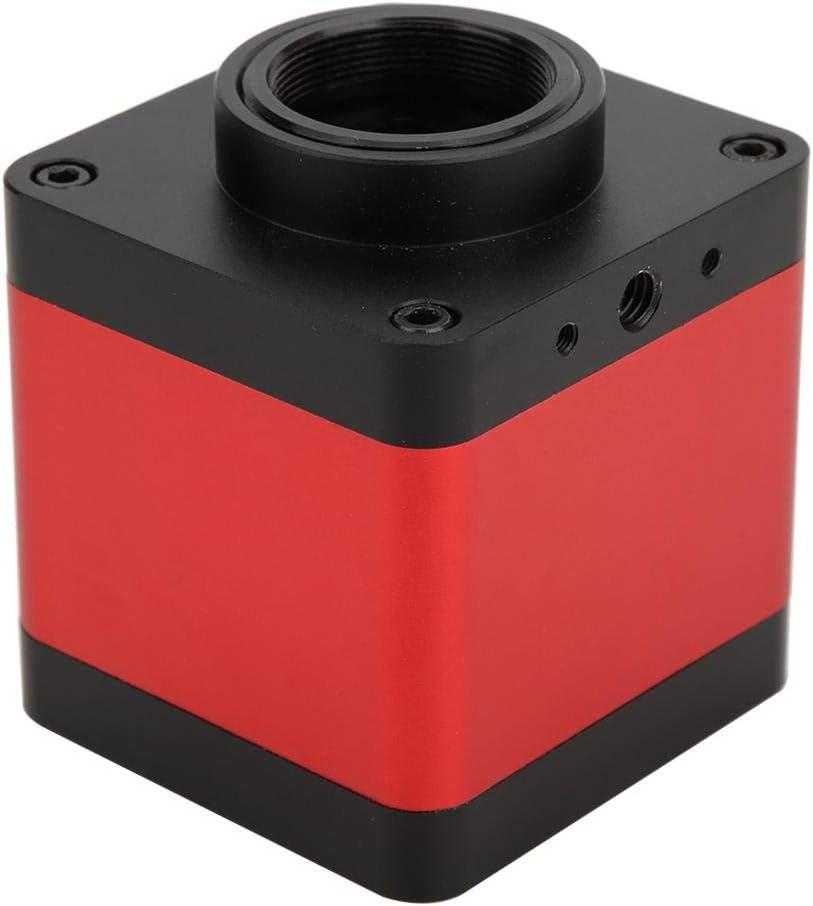 100-240V UK Plug 48MP USB Industrial Microscope Camera 1080P 60FPS Phone Repairing Magnifier
