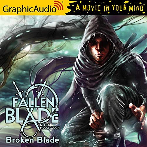 Broken Blade (Dramatized Adaptation) cover art