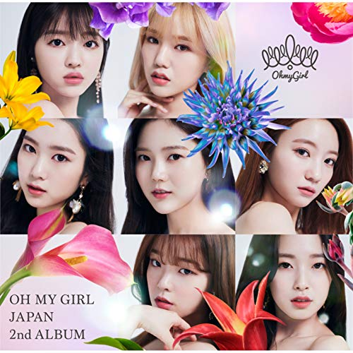 [Album]OH MY GIRL JAPAN 2nd ALBUM – OH MY GIRL[FLAC + MP3]