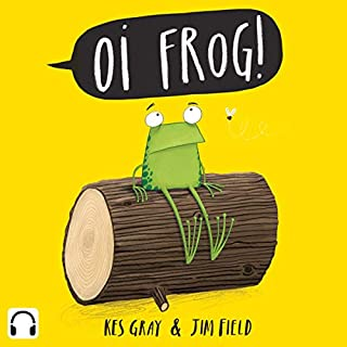 Oi Frog! cover art