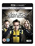 X-Men First Class Ultra Hd UHD [Blu-ray]