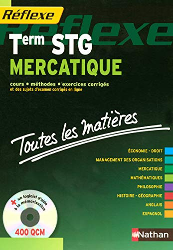 MERCATIQUE TERM STG + CD (REFL