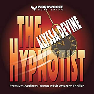 The Hypnotist audiobook cover art