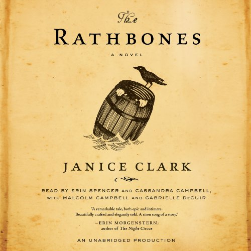 The Rathbones audiobook cover art