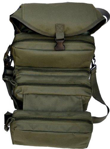 Explorer Deployment Bag Shoulder Field Messenger Medical Multi Purpose Pack