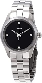 Rado Women's Quartz Watch, Analog Display and Stainless Steel Strap R32110723