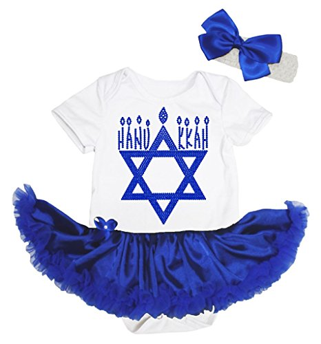 Petitebelle - Body - Bébé (fille) 0 à 24 mois Blanc Blanc/bleu - Blanc - L