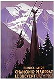 (13x 19) chamonix-mont Blanc,