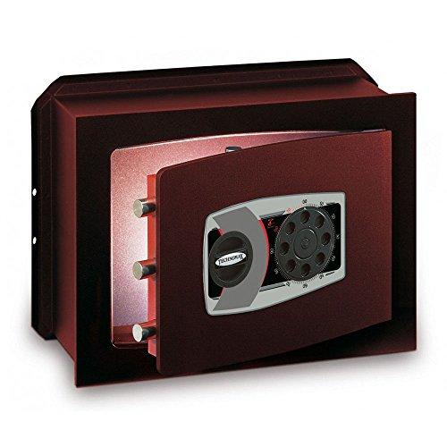 CASSAFORTE A MURO INCASSO TECHNOMAX CM/6L COMBINAZIONE MECCANICA A DISCO 420X480X280MM
