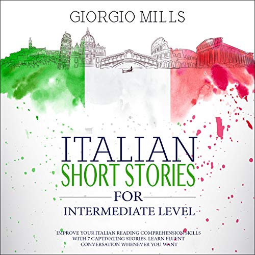 Couverture de Italian Short Stories for Intermediate Level